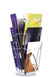 Desk 9 Brochure Stand Bord